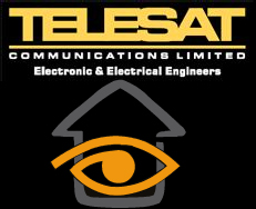 Telesat Communications logo